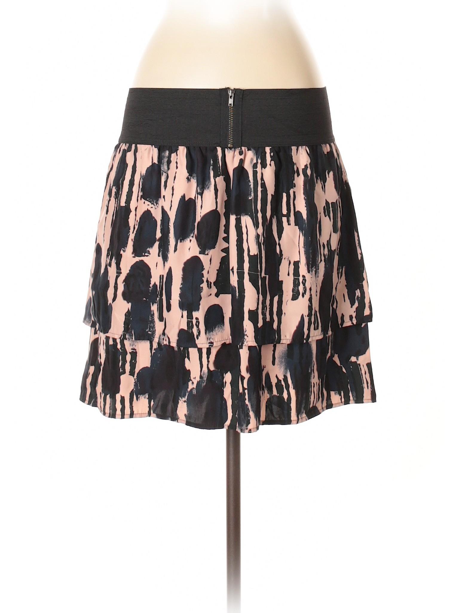 Boutique Skirt Silk Boutique leisure Aqua leisure rwRaYRxqP