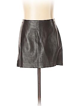 Joseph Leather Skirt Size 36 (EU)