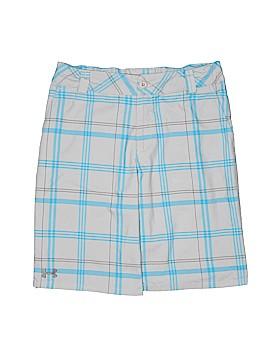 Under Armour Khaki Shorts Size L (Youth)