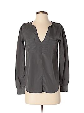 Bobi Long Sleeve Blouse Size P
