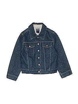 Gap Kids Denim Jacket Size 5 - 6