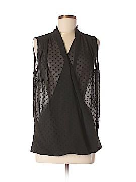 Susana Monaco Short Sleeve Blouse Size 4