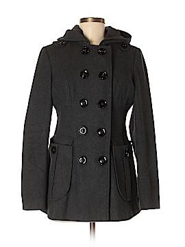 Miss Sixty Wool Coat Size M