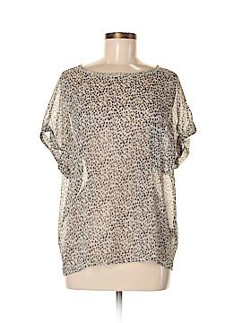 BB Dakota Short Sleeve Blouse Size L