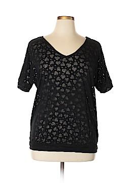 Torrid Short Sleeve Top Size 0X (Plus)