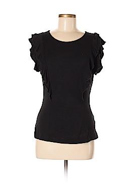 FASHION TO FIGURE Short Sleeve Top Size 0X Plus (0) (Plus)