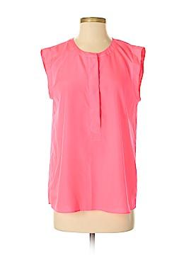 J. Crew Factory Store Short Sleeve Blouse Size 8