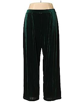 JM Collection Casual Pants Size 2X (Plus)