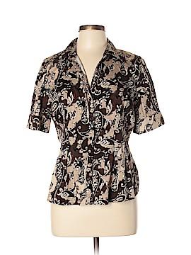 Apt. 9 Short Sleeve Button-Down Shirt Size XL (Petite)