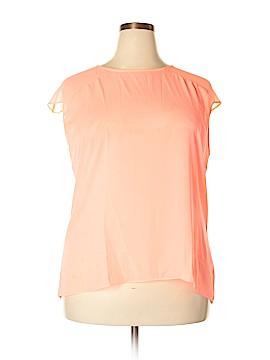Apt. 9 Short Sleeve Blouse Size XXL