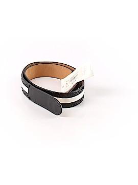 Emporio Armani Leather Belt Size 38
