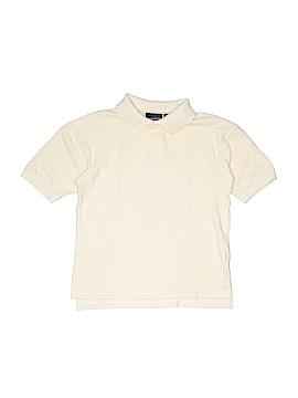 Claiborne Short Sleeve Polo Size 8