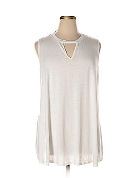 Olivia Sky Sleeveless Top Size 3X (Plus)