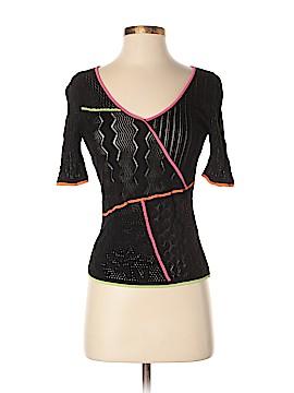 Escada Short Sleeve Blouse Size 34 (EU)