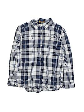 Polo by Ralph Lauren Long Sleeve Button-Down Shirt Size 6X