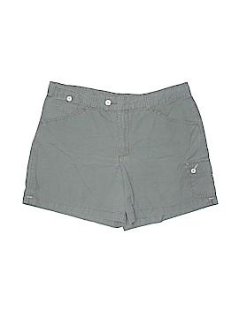 Gloria Vanderbilt Cargo Shorts Size 4