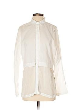 Helmut Lang Long Sleeve Button-Down Shirt Size S