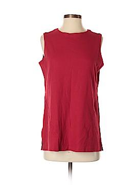 Coldwater Creek Sleeveless T-Shirt Size S (Petite)
