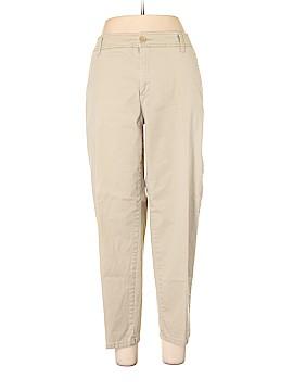 Liz Claiborne Khakis Size 16 (Plus)