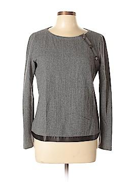 Armani Collezioni Long Sleeve Blouse Size 10