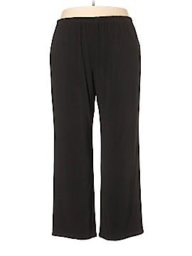 Tiana B. Casual Pants Size 2X (Plus)