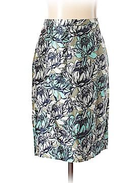 J. Crew Silk Skirt Size 00
