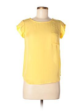 Joie Short Sleeve Silk Top Size XXS
