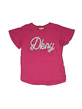 DKNY Short Sleeve T-Shirt Size 14 - 16