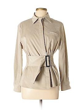 Armani Collezioni Long Sleeve Button-Down Shirt Size 12