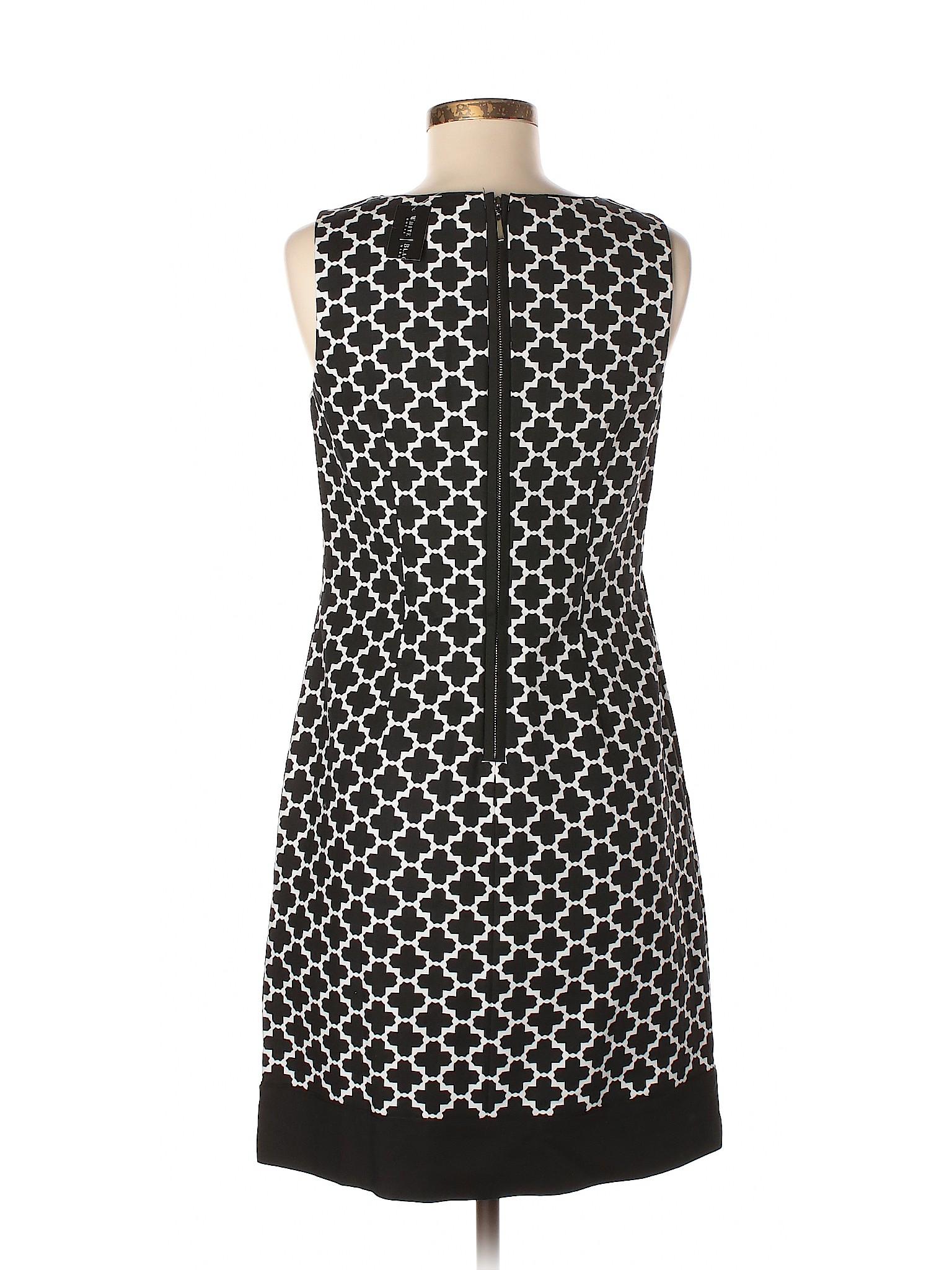 Casual Dress Black House Boutique Market winter White qxwgfHnX0