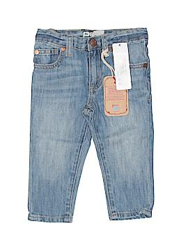 Peek... Jeans Size 12-18 mo