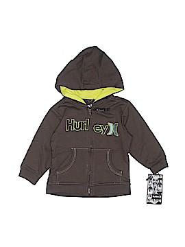 Hurley Zip Up Hoodie Size 12 mo