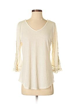 Adiva 3/4 Sleeve Top Size S