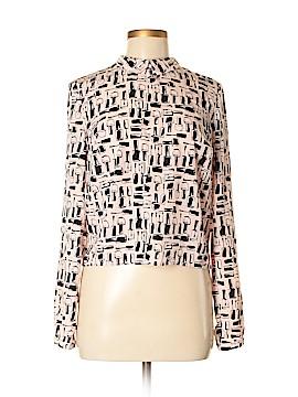Bethany Mota for Aeropostale Long Sleeve Blouse Size M