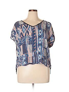 Como Vintage Sleeveless Blouse Size L