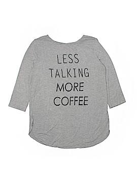 BLVD 3/4 Sleeve T-Shirt Size L