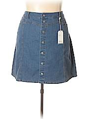 Style&Co Women Denim Skirt Size 22W (Plus)