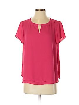 AVA Short Sleeve Blouse Size S