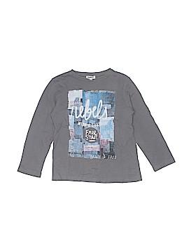 3 Pommes Long Sleeve T-Shirt Size 4T