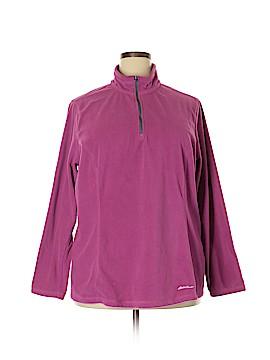 Eddie Bauer Fleece Size 2X (Plus)