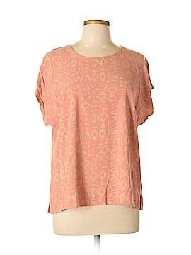Blair Short Sleeve Top Size L