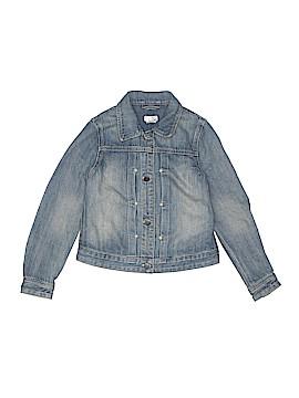 Crewcuts Denim Jacket Size 8