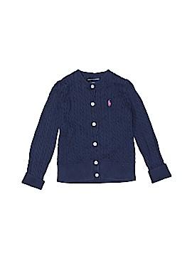 Ralph Lauren Baby Cardigan Size 4T - 4