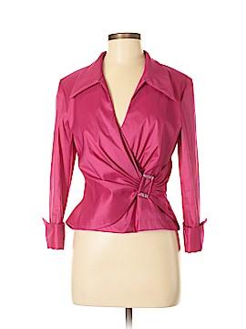 Cachet Long Sleeve Blouse Size 8