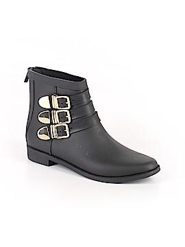 Loeffler Randall Boots Size 7