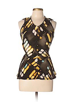 W by Worth Sleeveless Silk Top Size 8