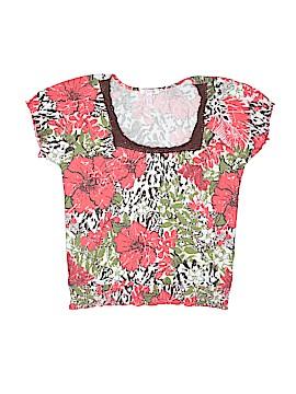 Lena Short Sleeve Top Size XL