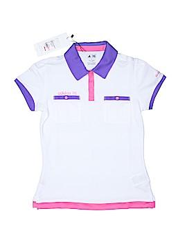 Adidas Short Sleeve Polo Size M (Youth)