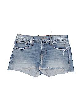 FRAME Denim Denim Shorts 24 Waist