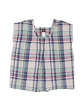 Tea Short Sleeve Blouse Size 4